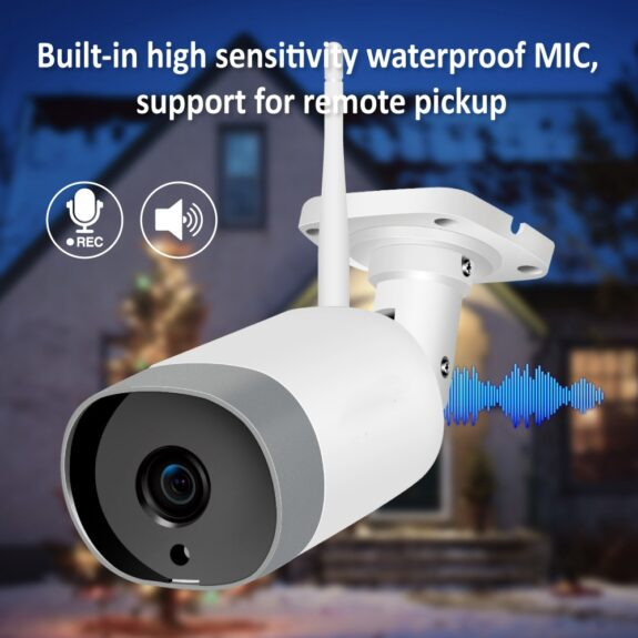UNICON SMART WIFI CAMERA – 2