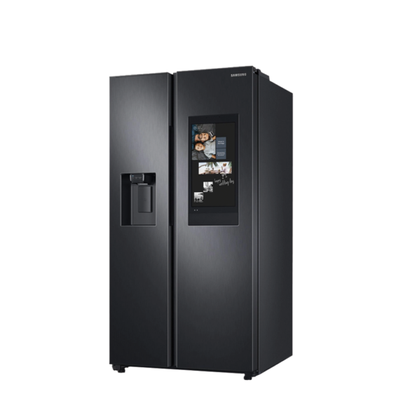 Samsung 27 Cubic Side By Side with Smart Hub Refrigerator 3