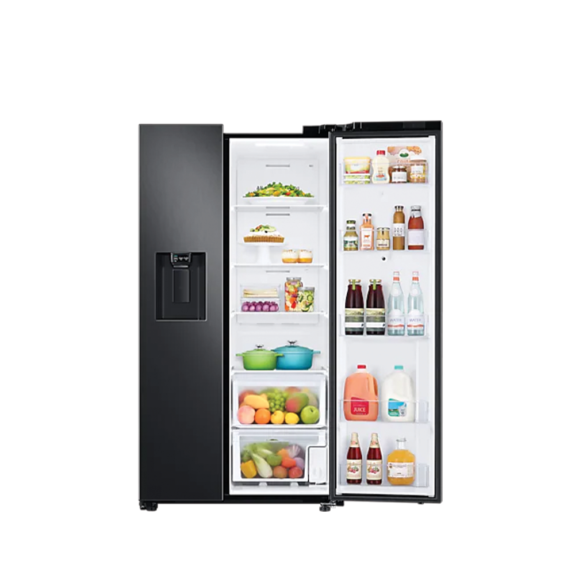 Samsung 27 Cubic Side By Side with Smart Hub Refrigerator 5